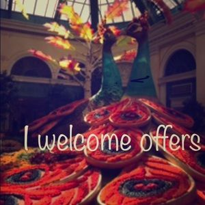 Other - I welcome offers via the offer section